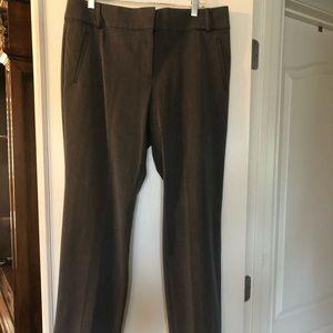 Ann Taylor Loft Grey Pants